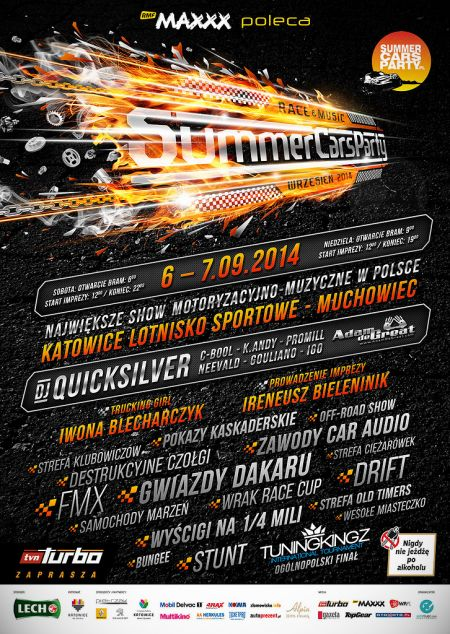 VIII edycja Summer Cars Party 2014