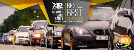 Auto Partner Summer Cars Party Best Of The Best