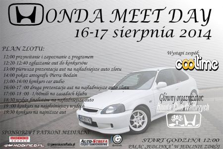 HONDA MEET DAY 2014